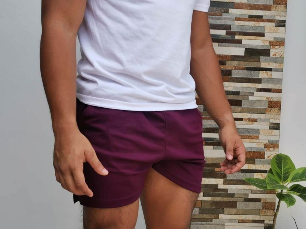Why are Running Shorts so Short